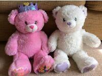 Build-a-bear - Disney Princess and Hannah Montana, Furreal Friends Dog