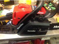 Chainsaw. £70