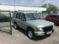 Landrover discovery 25 diesel very clean in side out