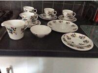 Royal Imperial Bone China Tableware