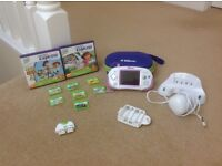 Leapster Explorer, Games and Accessories