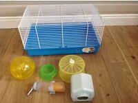 Gerbil/ mouse cage/Run with assessories