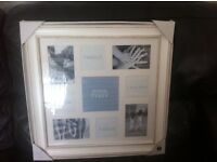 Wooden decorative picture frame, brand new