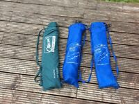 Camping beds £5.00 each