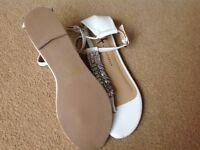 2 x new sandals