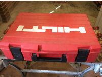 Hilti 110 Volts rotary drill