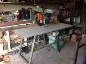 Dewalt radial arm saw 8001