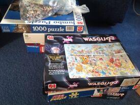 15 jigsaws