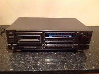 Technics cassette deck RS-BX707