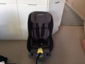 Pampero car seat for sale
