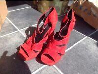 Women's size 8 Kurt Geiger shoes