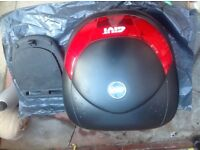 Givi Top Box and fixing plate.