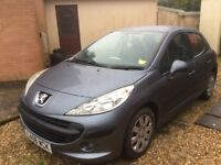 Peugeot 207s 1.4 diesel . Only selling as I need a bigger car.Cheap tax £30