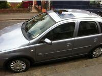 £1295 Vauxhall Corsa 1.2 i 16v Design 5dr