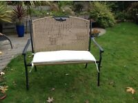 Garden Bench - 2 seater