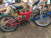 """Kids Giant bike 20"""" wheel"""