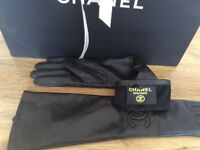 Chanel long gloves
