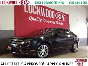 2010 Ford Fusion SEL - NEW LOW PRICE!!!