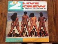 The 2 Live Crew - As nasty as they wanna be - 2 x Vinyl LP Album