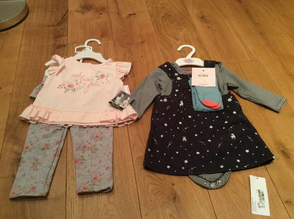 Baby Boy Pinafore 6-9 Months Excellent Condition
