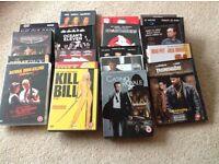 DVDs x19