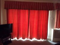 Curtains - Living room