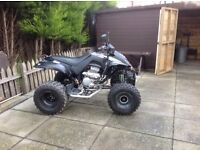 QUADZILLA STINGER 300cc road quad back up due to time wasters