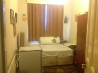 Specious room is available for rent for a single person