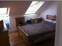 Light and Spacious Double Attic Room with Ensuite