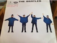 Collection of 1960's original Beatles albums including Sgt. Peppers, Help, Revolver, Abbey Rd etc.