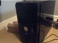 Dell Vostro 200 PC & LG Flatron E2360V-PN 23 inch Monitor