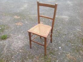 Hall chair.