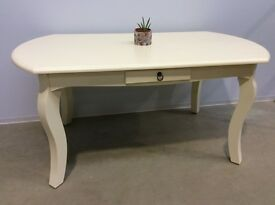 Hand Painted Farmhouse Style Kitchen/Dining Table