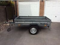 Brenderup car trailers