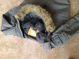 Timberland Parka Jacket