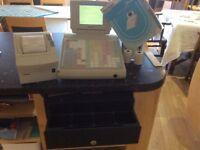 Sharp POS electronic till/ cash register