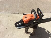 16inch garden care chainsaw for sale