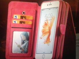 Pink iPhone 6 cover/case