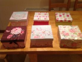 Gift boxes-assorted