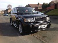 Range Rover sport s model 06 plate