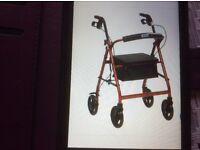 Drive medical rollator/walking aid brand new