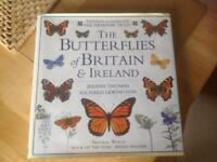 Butterfly reference book