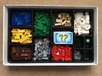 Lego Board Game Creationary