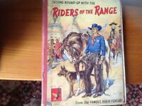 Vintage Eagle book - Riders of the Range