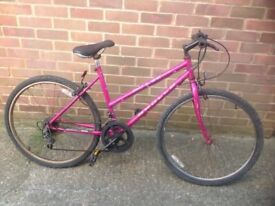 Ladies 10 Speed Mountain Bike