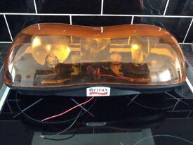 Britax beacon light bar one bolt