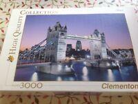 New jigsaw 3000 pieces