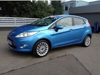 ford fiesta mark 8 2008- breaking for parts