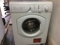 hotpoint washer white HVL 211 model 5.5kg capacity check out my other items for sale