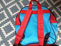 Thomas Train Backpack - very good condition